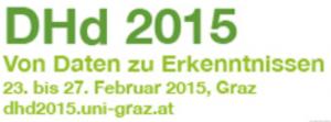 DHd 2015 Graz Logo