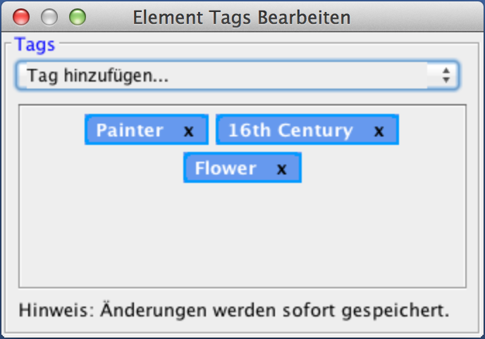 Element-Tag-Manager